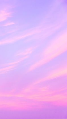 Purple sky iPhone wallpaper