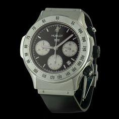 HUBLOT - Super B Chronographe, cresus montres de luxe d'occasion, http://www.cresus.fr/montres/montre-occasion-hublot-super_b_chronographe,r2,p25132.html