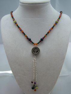 Sacred Celtic Numbers Necklace by DanusTreasureTrove on Etsy, $135.00