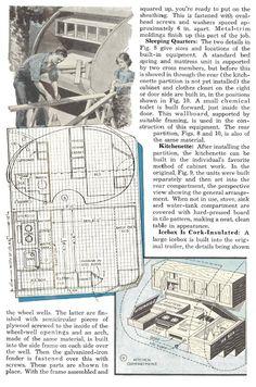 389e87ed380 Vintage Teardrop Trailer Campers Chuck Wagon Plans: Midget Streamlined  Teardrop Trailer Plans Traanvocht Kampeerder,