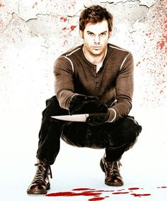 Dexter Morgan the love of my life