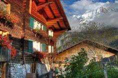 Photo Murren, Gimmewald, Switzerland par Kevin Shingleton on 500px