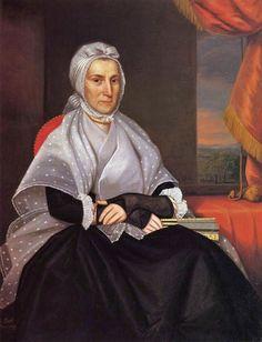 1796 Ralph Earl (1751-1801) Mrs. Sherman Boardman (Sarah Bostwick)