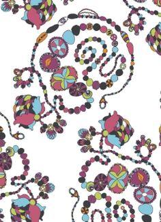 Finlayson Kaulaketju fabric