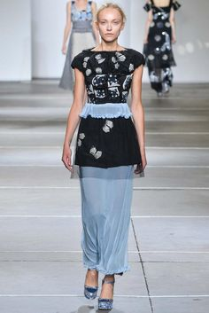 Michael van der Ham Spring 2015 Ready-to-Wear - Collection - Gallery - Look 1 - Style.com