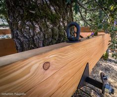 Treehouse ambitions still lingering since childhood? Not sure where or how to put that dream into action? Look no further! I promise by the end of this instructable you will be fully learn-ed on one of the central unknowns in the world of treehouse building, how to properly attach a treehouse to a tree without barraging a box of your Dad's 12 penny nails into the trunk. Contents:ToolsHardwareBolt LocationsDrill Forstner Hole - BushingDrill Auger Hole - TheadsAttach TABsBuild Structure on ...