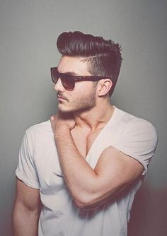 Inspiring #mens #hair #trend #2014 For all professional barber supplies, equipment, & tips!