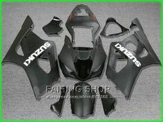 (344.10$)  Buy here  - Injection bodywork free customize fairing kit for Suzuki GSXR1000 03 04 K3 matte black fairings GSXR 1000 2003 2004 WT10
