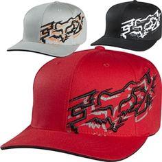 2013 Fox Racing Pinpoint Flexfit Casual Motocross MX Apparel Cap Hats Dirt Bike Gear, Motorcycle Gear, Fox Racing, Fox Rider, Fox Hat, Fox Logo, Sports Caps, Dirtbikes, Fashion Hats
