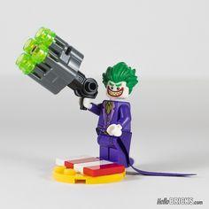 REVIEW LEGO 30523 The Joker Battle Training (polybag The LEGO Batman Movie)