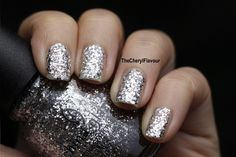 China Glaze Star Hopping Collection; Silver Of Sorts