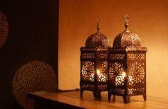 Pretty Middle Eastern Lanterns