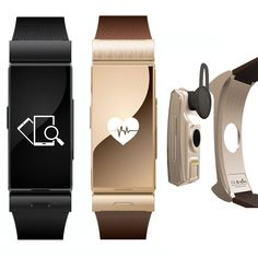 Indigi Stylish Bluetooth SmartWatch Phone Built-in Heart Rate Sensor For All iPhone 6s iPhone 6s plus iPhone 5 etc. (GOLD). Rimless fit screen sensitive keys wire-drawing metal case Heart rate, Bluetooth headset, and sports bracelet perfect combination Elegant and comfortable leather strap. Record activity and calories burned throughout the day to keep abreast of sports achievement | Caller ID + removal answer, earmuffs models meet different needs of customers. MTK2502 chip + Double...