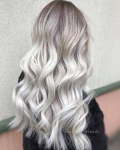 • Blonde miracles do happen Via @brushedtoblonde