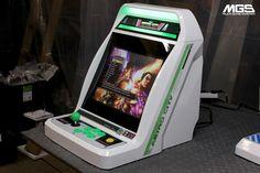 MGS 003 ver 2 Bartop Arcade, Retro Arcade, Arcade Machine, Game Room Decor, Arcade Games, Kawaii, Cabinets, Video Games, Candy