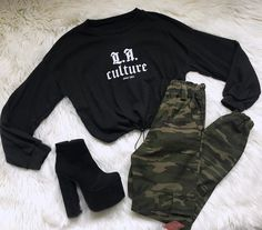 Women S Fashion Chain Crossword Key: 4086063850 Teen Fashion Outfits, Edgy Outfits, Swag Outfits, Mode Outfits, Korean Outfits, Retro Outfits, Grunge Outfits, Outfits For Teens, Girl Outfits