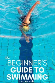 Are you ready to make a big splash and take your workout into a pool or lake? Step, jump, or dive into our Beginner's Guide To Swimming! Swimming is a great total body workout for all fitness levels. Whether you are an athlete or someone dealing with arth Swimming Workouts For Beginners, Swimming Pool Exercises, Lap Swimming, Pool Workout, Swimming Tips, Best Ab Workout, Ab Workout At Home, Water Workouts, Swimming For Fitness