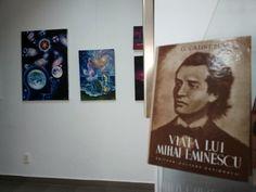 Carti si picturi despre Mihai Eminescu Gallery Wall, Reading, Frame, Books, Home Decor, Picture Frame, Libros, Decoration Home, Room Decor