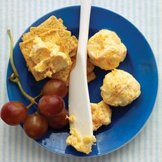 These cheese balls are perfect as an after-school snack that's fun for kids -- and a guilty pleasure for adults.