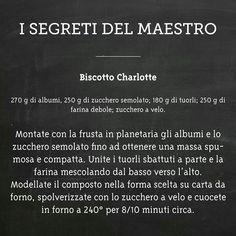 Biscotto chartlotte