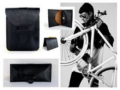 Salt & peper - a minimalist black and white fashion treasury curated by the fab Oded Arama on Etsy
