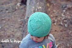 Ravelry: Embossed Heart Beanie pattern by Crochet by Jennifer