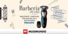 Musimundo.com - DISFRUTÁ DE LA EXPERIENCIA DE BARBERÍA EN TU CASA!