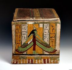 Ancient Egyptian Chest