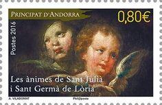 The Souls of Saint Julia and Saint Germŕ of Loria