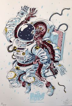 Nychos Astronaut 2013 IIHIH