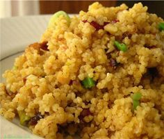 Easy Couscous Recipe....I made this for dinner tonight and it was great! I skipped the nuts and added chicken instead. My husband really liked it too!