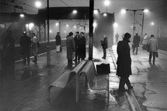 Witold Krassowski. Britain. London to Essex Fenchurch St. Line, 1991