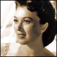 GINNY SIMMS   ......1940's singer & actress