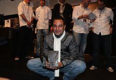 Oscar Calleja. Cocinero Revelación 2011 #Madridfusion