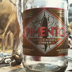 Whether it's rain or shine this weekend, you can still feel the heat with a spicy Pimento refreshment Ginger Beer, Root Beer, Spicy, Alcohol, Rain, Canning, Feelings, Drinks, Instagram Posts