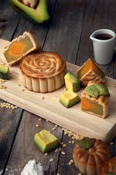 The Yên concept - moon cake