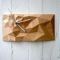 Fancy - Block Clock by Such + Such