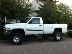 holy crap perfect height for my truck and im thinking of going white. i really like this one