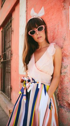 retro styles for summer - Margo and Me fashion blog