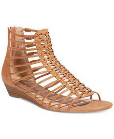 American Rag Averi Demi-Wedge Sandals, Created for Macy's
