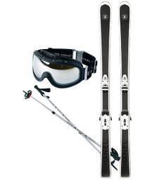 Chanel shopping ski http://www.vogue.fr/mode/shopping/diaporama/shopping-ski-snow-chic/17029/image/899373#!chanel-shopping-ski