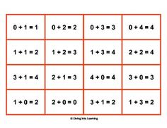 Freebie! True or False Addition Facts Up To 10 Games (2)