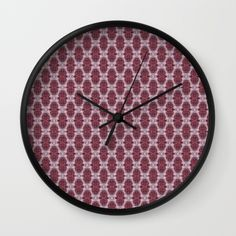 """Jewel Gazing Wall Clock 