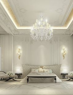 Luxury master bedroom Design - IONS DESIGN www.ionsdesign.com