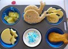 """piratamorgan.com: 10 almuerzos """"temáticos"""" más, para niños"""