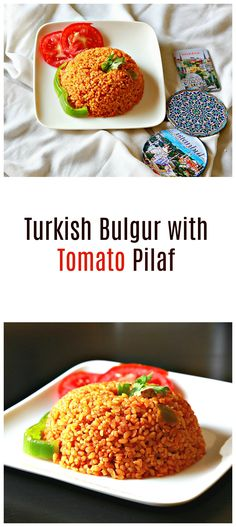 A hearty comfort Turkish bulgur pilaf that is easy to make and you can finish within 20 minutes, nutritious, and fulfilling!
