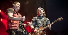 Shinedown at Rock N Derby show review and photos Final Night at Rock N Derby Closes With Shinedown Sixx A.M. and...