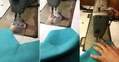Fotos: Passo a passo: Aprenda a fazer uma capa para renovar sua cadeira - 16/06/2016 - UOL Universa Diy Sofa Cover, Couch Covers, Diy Chair, Arts And Crafts, House Design, Fabric, Bags, Freezing Eggs, Sofa Throw