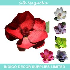 Find More Decorative Flowers & Wreaths Information about Red Magnolia Orchid   New BIG Silk Decorative Flower Artificial Flower Wedding Flower Party Orchid Event Mirror Flower,High Quality flower hat,China mirror frame Suppliers, Cheap flower activities for kids from Indigo Decor Supplies Limited on Aliexpress.com
