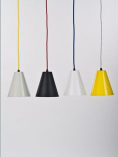 Pendant light by Workroom Design (Douglas and Bec)